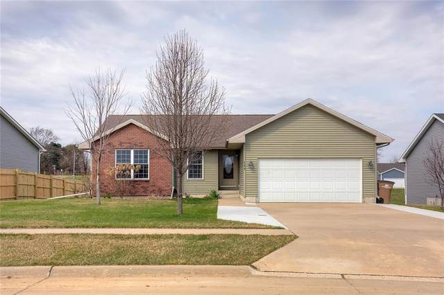 702 Neely Street, Mitchellville, IA 50169 (MLS #602463) :: Moulton Real Estate Group