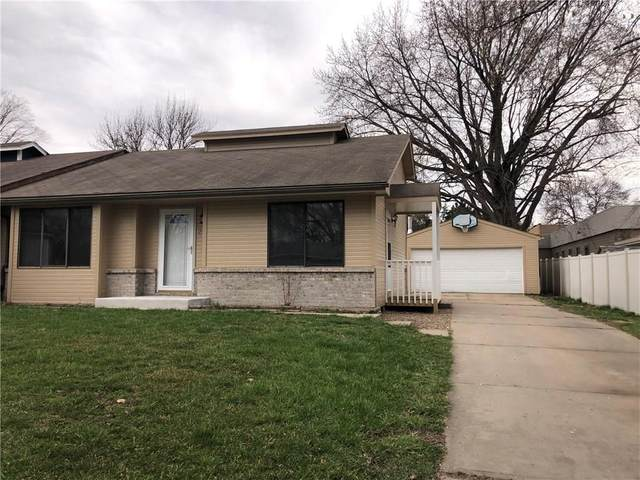 208 1st Street, Polk City, IA 50226 (MLS #602482) :: Pennie Carroll & Associates