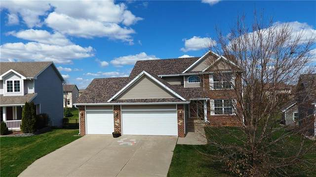 9801 Laguna Drive, Johnston, IA 50131 (MLS #602494) :: Pennie Carroll & Associates