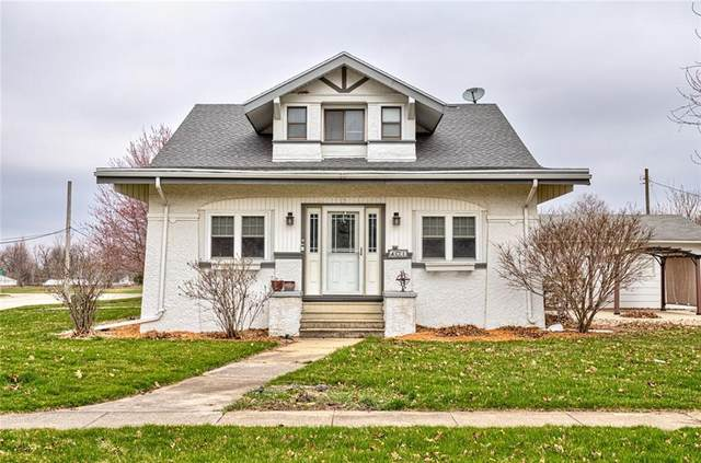 401 SE 2nd Street, State Center, IA 50247 (MLS #602660) :: Moulton Real Estate Group