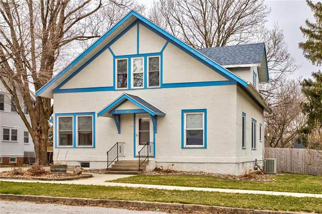 412 Maxwell Street, Maxwell, IA 50161 (MLS #602661) :: Moulton Real Estate Group