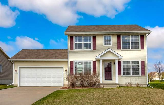 1476 93rd Street, West Des Moines, IA 50266 (MLS #602742) :: EXIT Realty Capital City