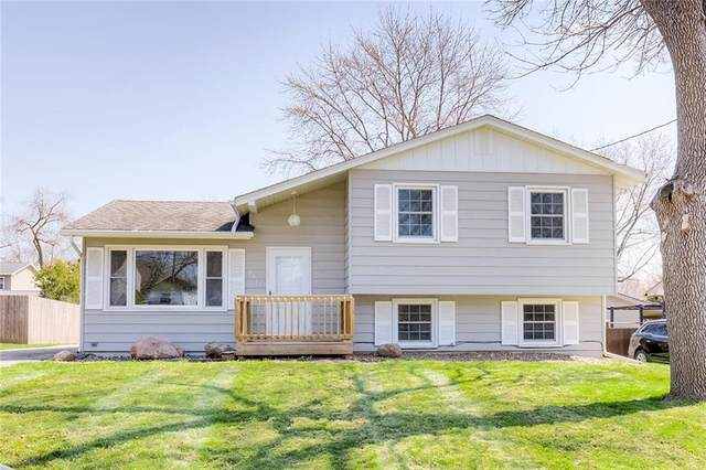3411 E 39th Court, Des Moines, IA 50317 (MLS #602752) :: EXIT Realty Capital City