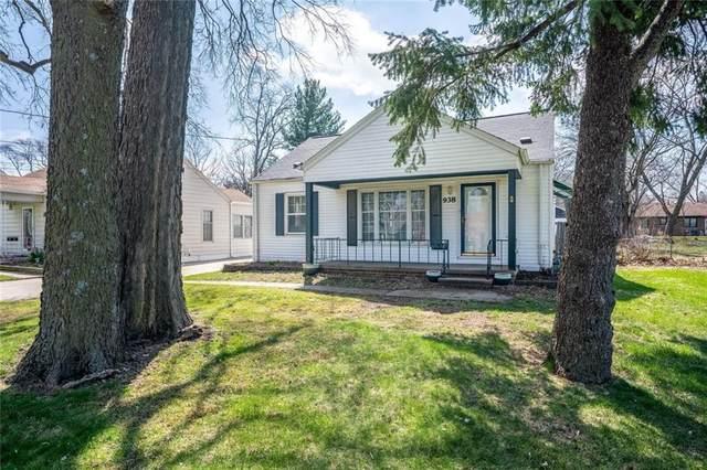 938 Caulder Avenue, Des Moines, IA 50315 (MLS #602845) :: Pennie Carroll & Associates