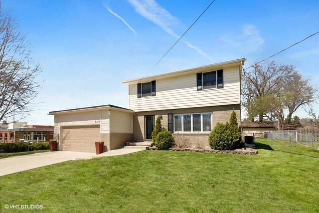 6329 College Avenue, Windsor Heights, IA 50324 (MLS #603916) :: EXIT Realty Capital City
