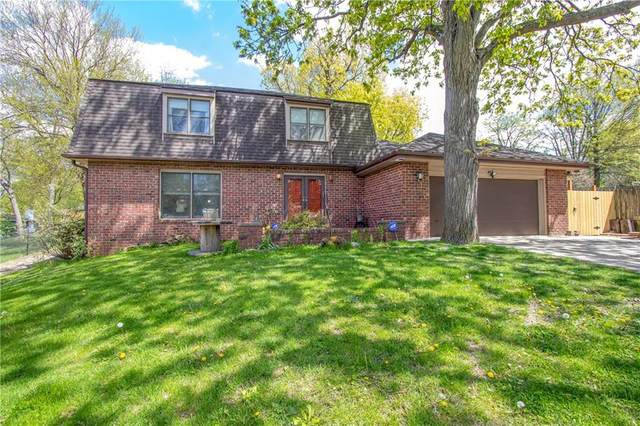 453 Tyler Drive, Pleasant Hill, IA 50327 (MLS #604940) :: Better Homes and Gardens Real Estate Innovations