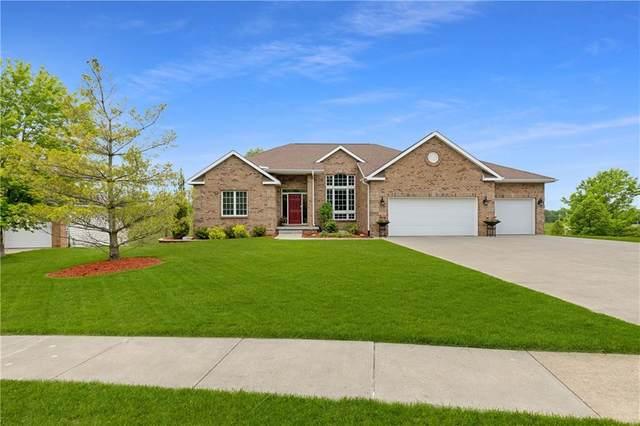 6705 Eagle Ridge Drive, Johnston, IA 50131 (MLS #605266) :: Pennie Carroll & Associates