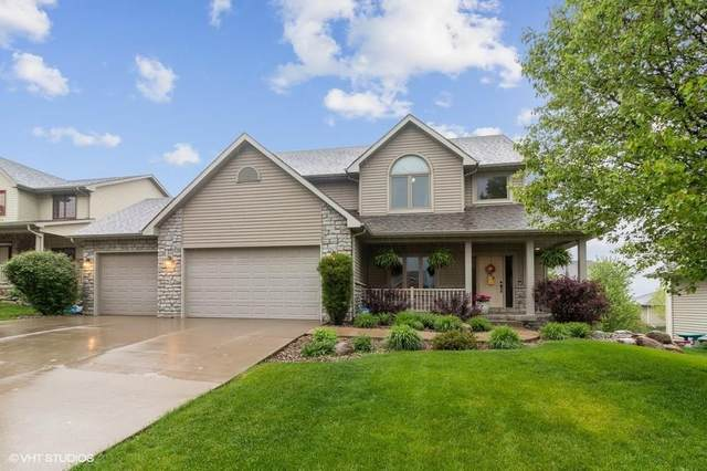 9517 Woodland Drive, Johnston, IA 50131 (MLS #605290) :: Pennie Carroll & Associates