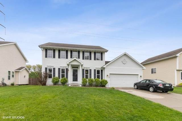 179 Burr Oak Boulevard, Pleasant Hill, IA 50327 (MLS #605504) :: Pennie Carroll & Associates