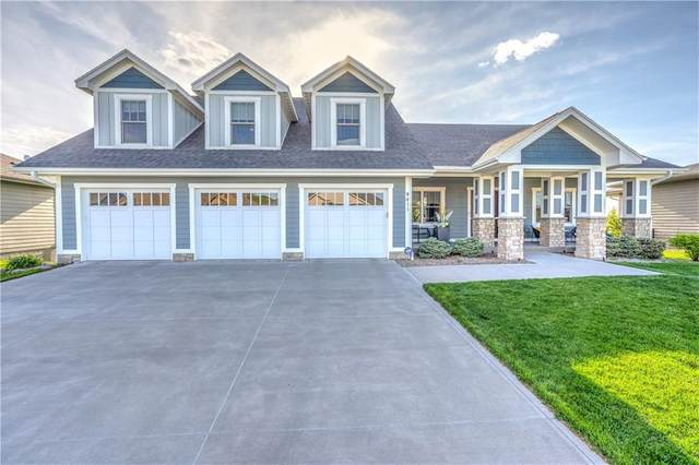 9411 Coneflower Circle, Norwalk, IA 50211 (MLS #605607) :: Better Homes and Gardens Real Estate Innovations