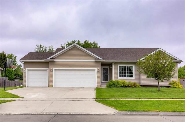302 Northpark Boulevard, Huxley, IA 50124 (MLS #605622) :: Better Homes and Gardens Real Estate Innovations