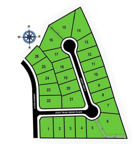 LOT 2 E Trail Ridge Place, Indianola, IA 50125 (MLS #605666) :: Pennie Carroll & Associates