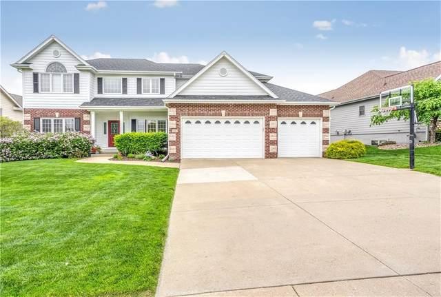 15307 Brookview Drive, Urbandale, IA 50323 (MLS #605788) :: Pennie Carroll & Associates