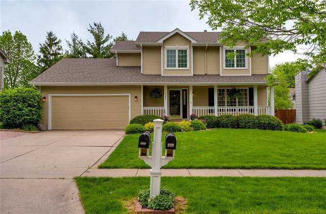 222 NE Mandy Lane, Ankeny, IA 50021 (MLS #605852) :: Pennie Carroll & Associates