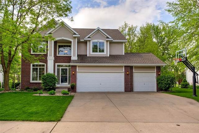 14406 Briarwood Lane, Urbandale, IA 50323 (MLS #605858) :: Pennie Carroll & Associates