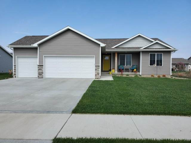 615 Prairie View Drive, Huxley, IA 50124 (MLS #605929) :: Better Homes and Gardens Real Estate Innovations