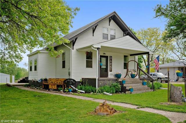 325 E 1st Street, Truro, IA 50257 (MLS #605972) :: Moulton Real Estate Group