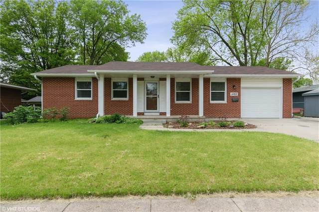 1402 Arthur Drive, Ames, IA 50010 (MLS #605991) :: EXIT Realty Capital City
