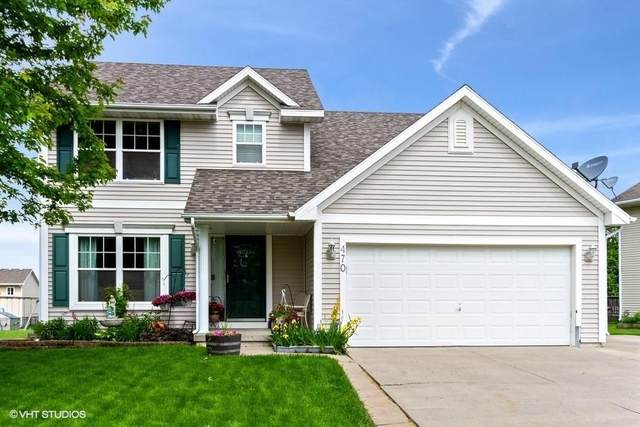 470 NE 60th Street, Pleasant Hill, IA 50327 (MLS #606067) :: Better Homes and Gardens Real Estate Innovations