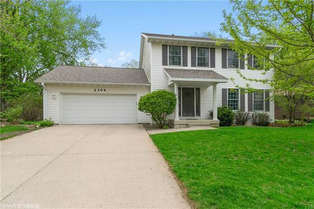 2304 Fillmore Avenue, Ames, IA 50010 (MLS #606081) :: EXIT Realty Capital City