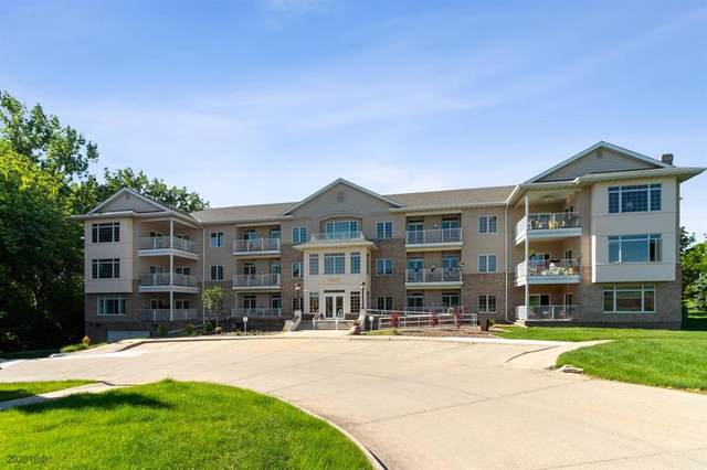 14100 Pinnacle Pointe Drive #102, Clive, IA 50325 (MLS #606089) :: EXIT Realty Capital City