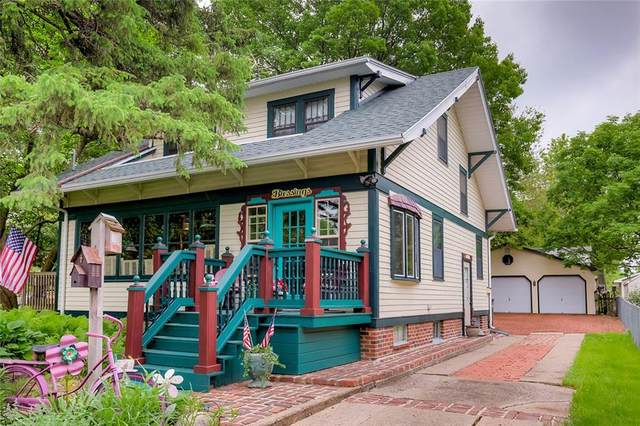 924 Loomis Avenue, Des Moines, IA 50315 (MLS #606102) :: Pennie Carroll & Associates