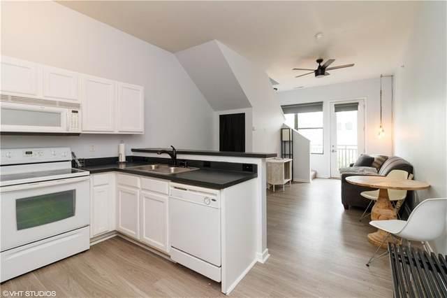 400 E Locust Street #216, Des Moines, IA 50309 (MLS #606143) :: Moulton Real Estate Group