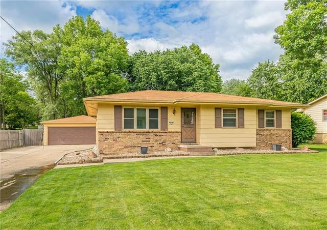 7835 Drake Street, Clive, IA 50325 (MLS #606145) :: EXIT Realty Capital City