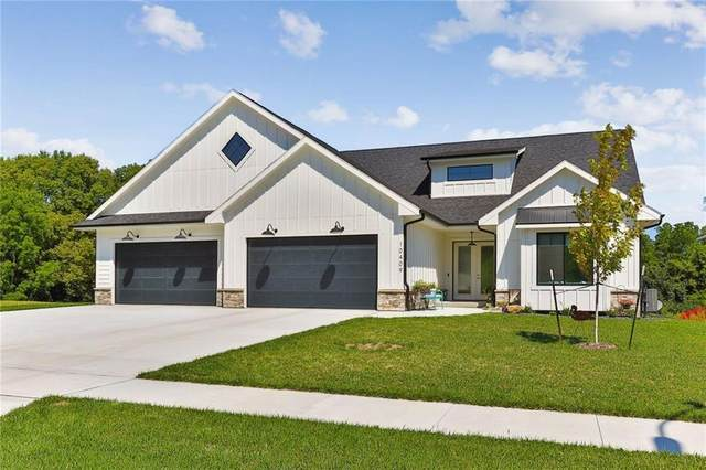 10409 Hidden Valley Drive, Johnston, IA 50131 (MLS #606194) :: EXIT Realty Capital City