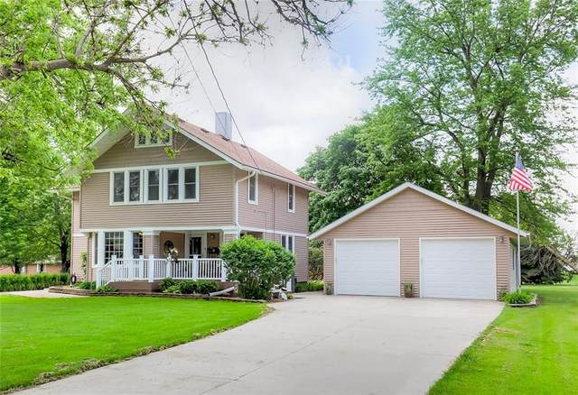 102 W Mcmurray Street, Prairie City, IA 50228 (MLS #606217) :: Better Homes and Gardens Real Estate Innovations