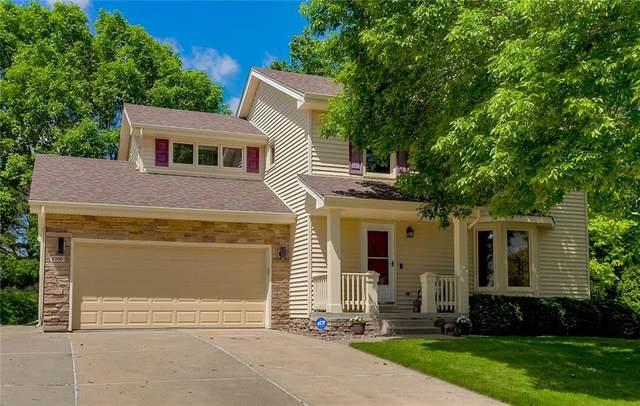 1206 NW Cedarwood Drive, Ankeny, IA 50023 (MLS #606292) :: EXIT Realty Capital City