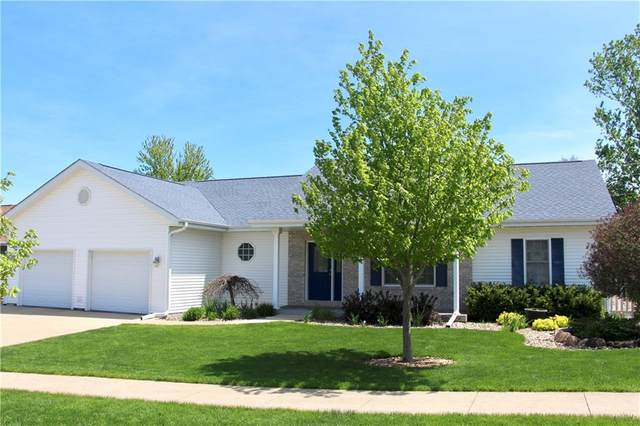 1940 Reed Street, Grinnell, IA 50112 (MLS #606306) :: EXIT Realty Capital City