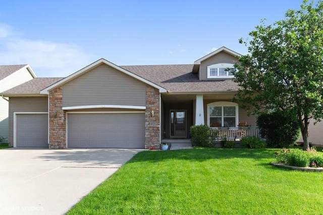 4970 Andrews Place, Pleasant Hill, IA 50327 (MLS #606501) :: EXIT Realty Capital City