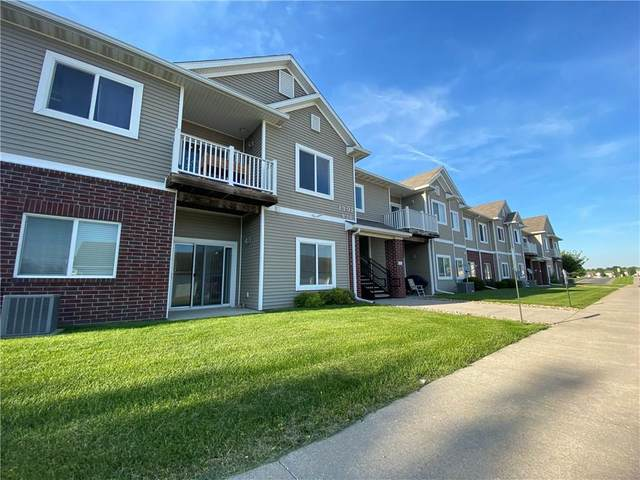 1301 N 6th Street #12, Indianola, IA 50125 (MLS #606634) :: Moulton Real Estate Group