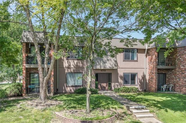 4701 Woodland Avenue #2, West Des Moines, IA 50266 (MLS #606750) :: EXIT Realty Capital City