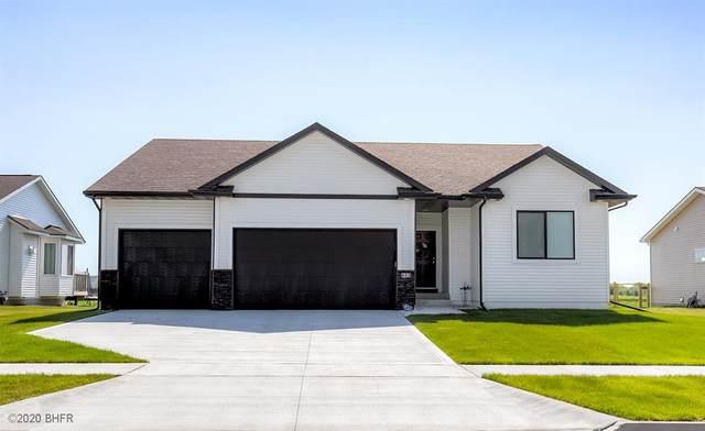 612 Prairie View Drive, Huxley, IA 50124 (MLS #607593) :: Pennie Carroll & Associates
