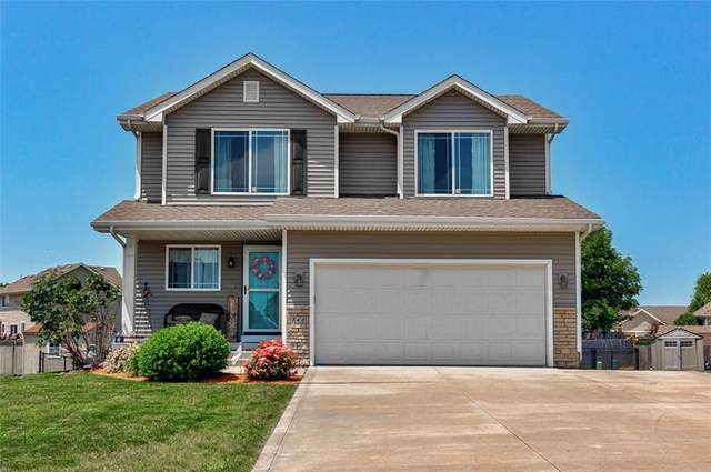 240 SE Dorr Court, Pleasant Hill, IA 50327 (MLS #607679) :: Better Homes and Gardens Real Estate Innovations