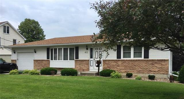 412 E 11th Street S, Newton, IA 50208 (MLS #607938) :: Moulton Real Estate Group