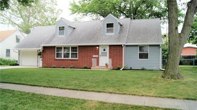 220 S Maple Avenue, Ames, IA 50010 (MLS #608041) :: Pennie Carroll & Associates