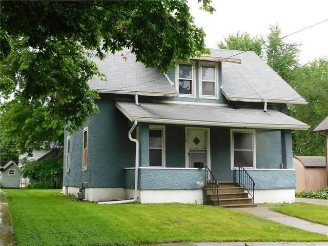 516 S 4th Avenue E, Newton, IA 50208 (MLS #608127) :: Moulton Real Estate Group