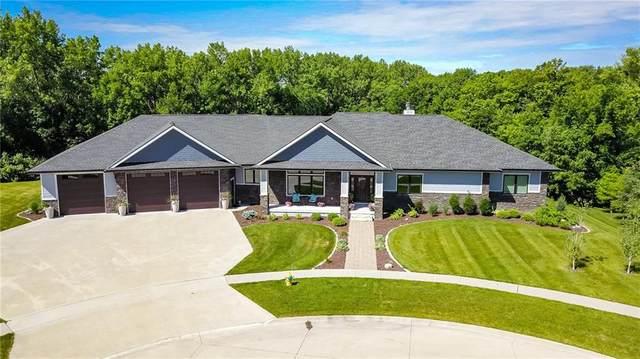408 Woodhaven Drive, Polk City, IA 50226 (MLS #608368) :: Pennie Carroll & Associates