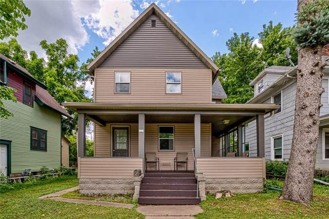 507 Northwestern Avenue, Ames, IA 50010 (MLS #608601) :: Pennie Carroll & Associates