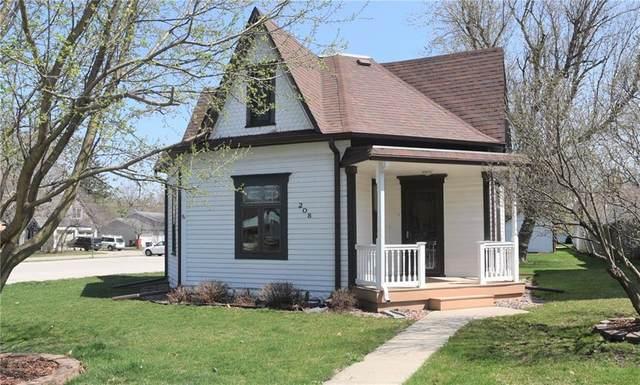 208 N Main Avenue, Huxley, IA 50124 (MLS #608701) :: Pennie Carroll & Associates