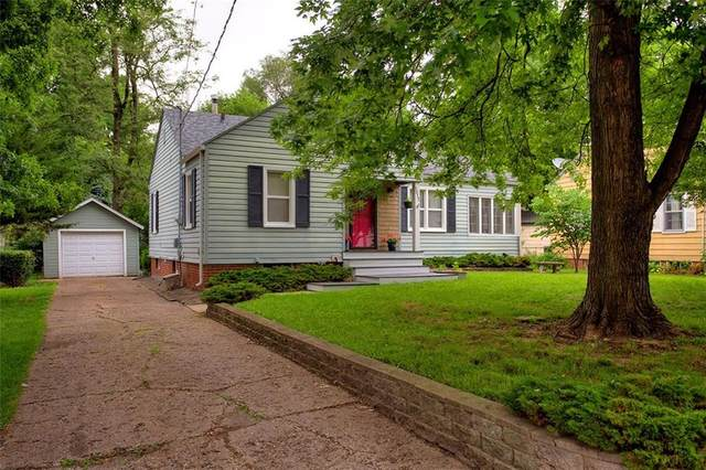 5017 Ovid Avenue, Des Moines, IA 50310 (MLS #608814) :: Better Homes and Gardens Real Estate Innovations