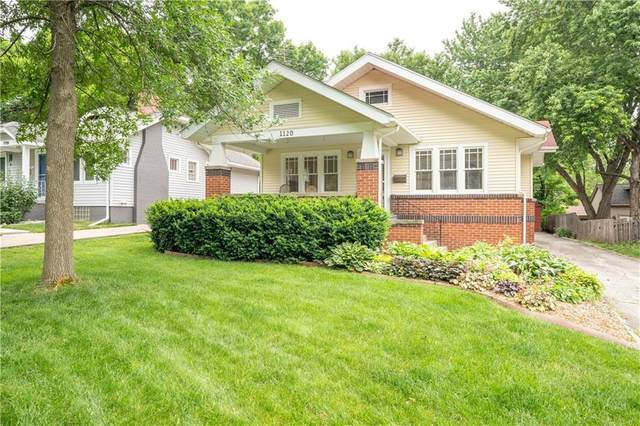 1120 46th Street, Des Moines, IA 50311 (MLS #608823) :: Better Homes and Gardens Real Estate Innovations