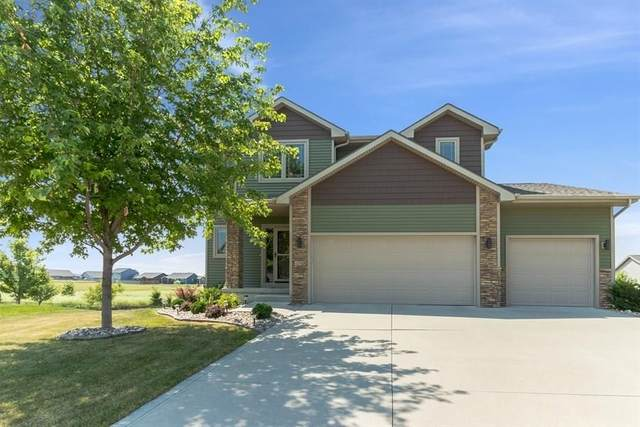 470 NE Fox Run Trail, Waukee, IA 50263 (MLS #609058) :: EXIT Realty Capital City