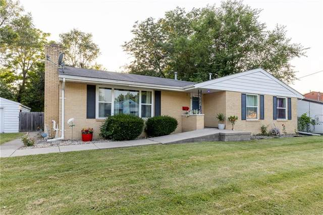 1434 E 19th Street, Des Moines, IA 50316 (MLS #609105) :: Better Homes and Gardens Real Estate Innovations