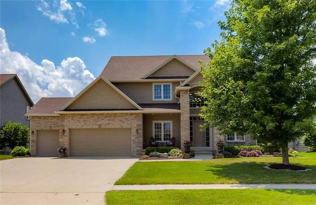 16544 Oakbrook Drive, Clive, IA 50325 (MLS #609134) :: Better Homes and Gardens Real Estate Innovations