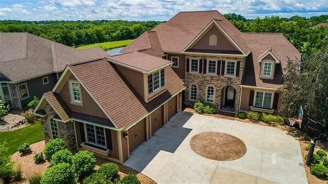 1676 Lakeview Drive, Pleasant Hill, IA 50327 (MLS #609463) :: Pennie Carroll & Associates