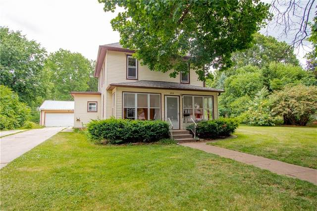 406 S 4th Street, Indianola, IA 50125 (MLS #609519) :: Better Homes and Gardens Real Estate Innovations